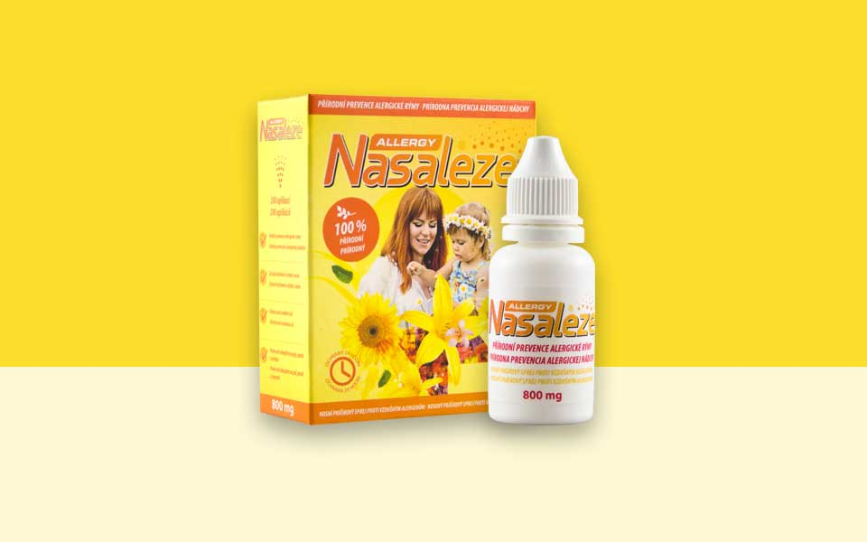 Klinické štúdie potvrdzujú, že prevencia alergickej nádchy existuje!