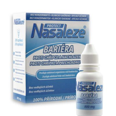 Sprej do nosa Nasaleze Protect 800 mg