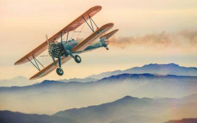 Ako pohodlne cestovať lietadlom